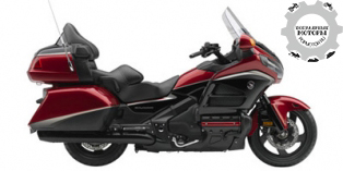 Honda Gold Wing Airbag 2015