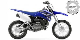 Yamaha TT-R110E 2015