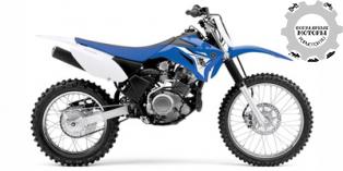Yamaha TT-R125LE 2014