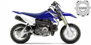 Yamaha TT-R50E 2015