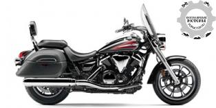 Yamaha V Star 950 Tourer 2014
