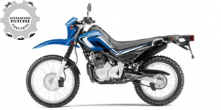 Yamaha XT250 2014