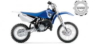 Yamaha YZ85 2014