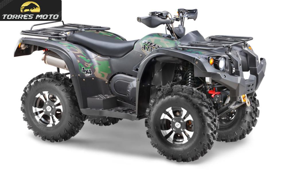 Продается квадроцикл STELS 600 LEOPARD 2014 года