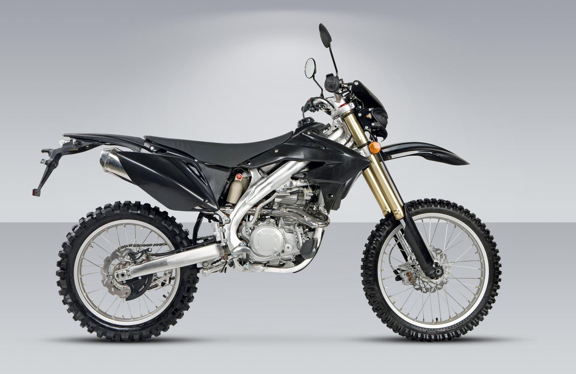 Продается мотоцикл STELS ENDURO 450