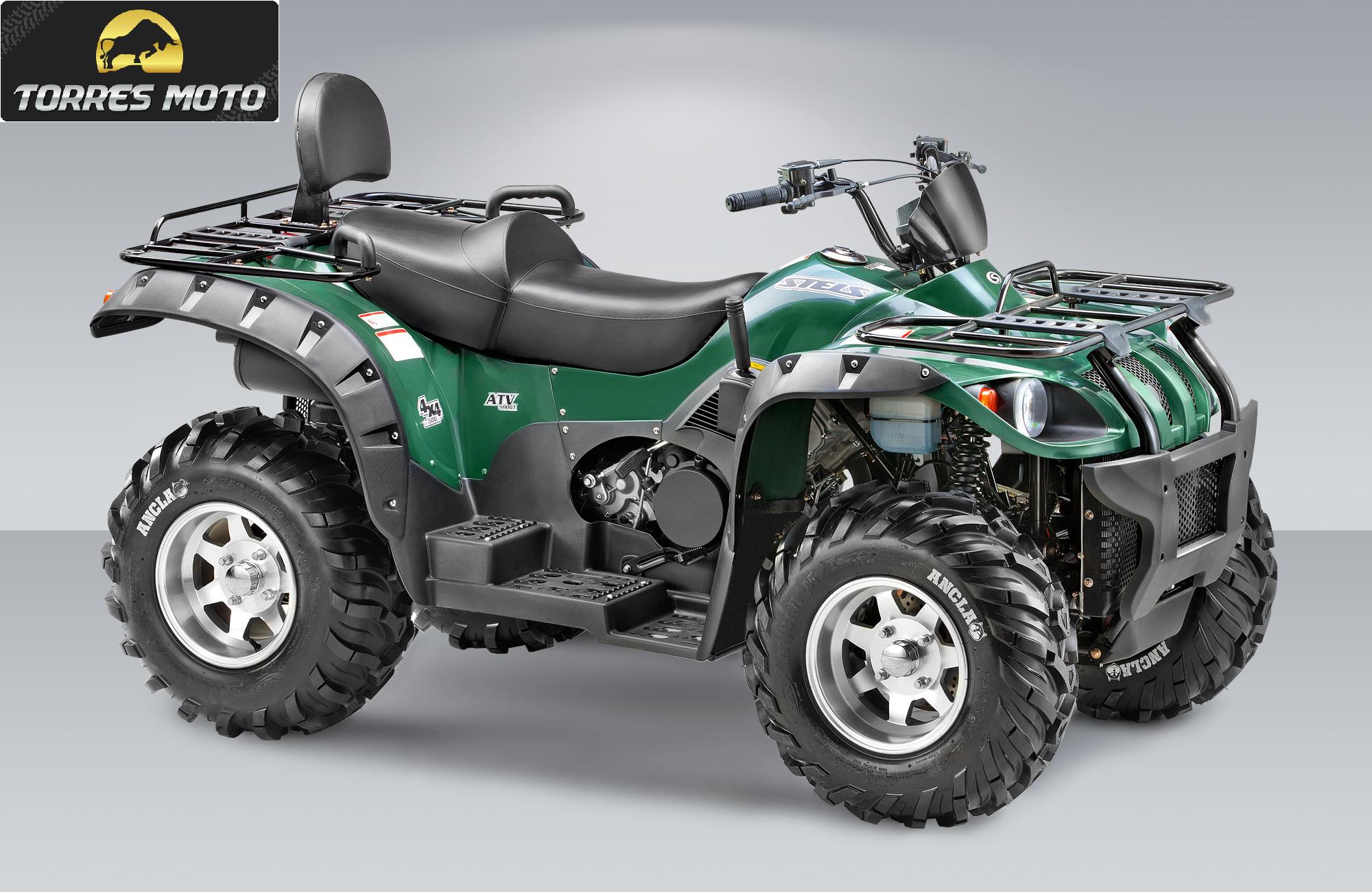 Продается квадроцикл STELS ATV 500 GT 2014 года