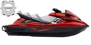 Yamaha WaveRunner FX Cruiser SVHO 2015