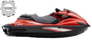 Yamaha WaveRunner FZR 2015
