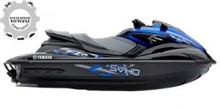 Yamaha WaveRunner FZS 2015