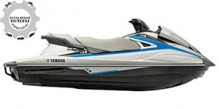 Yamaha WaveRunner VX Deluxe 2015