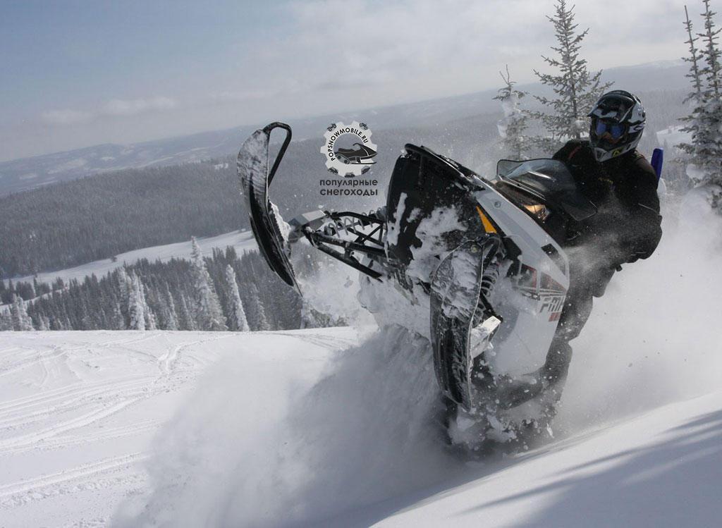 Polaris 800 Pro RMK 155 был самым продаваемым снегоходом 2011 модельного года и продолжает оставаться популярным, переходя в 2012 год.