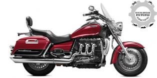 Triumph Rocket III Touring ABS 2015