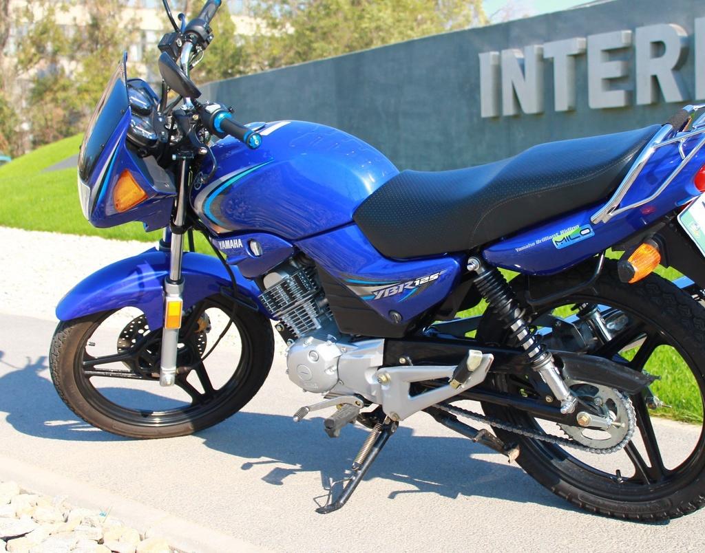 Продается Дорожный Мотоцикл Yamaha YBR125