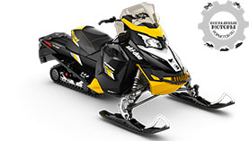 Ski-Doo MXZ Blizzard 800R E-TEC 2016