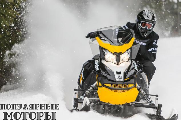 В 2016 модельном году в форме лучшего MXZ TNT возвращается легендарное имя Blizzard, которое появилось в начале 1970-х годов и обозначало самые технологически продвинутые гоночные снегоходы Ski-Doo.