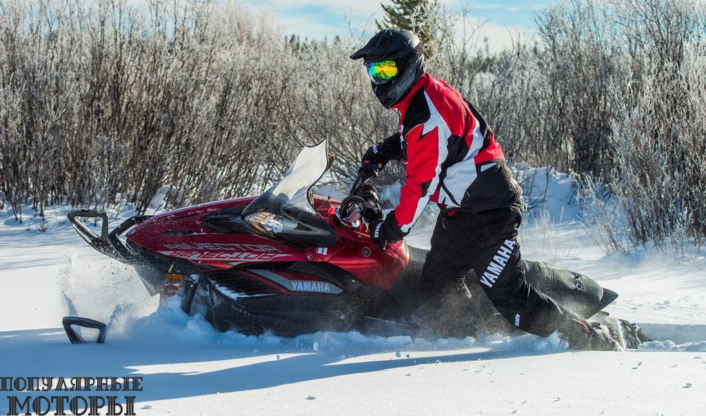 У моделей Yamaha Vector 2016, как и X-TX 1.75, улучшилась производительность в разных снежных условиях благодаря новому двигателю с новым коленвалом, поршнями и шатунами, а также новой компьютерной «начинке» с тремя режимами работы: Sport (спортивный), Touring (туристический) и Entry/Economy (экономичный).