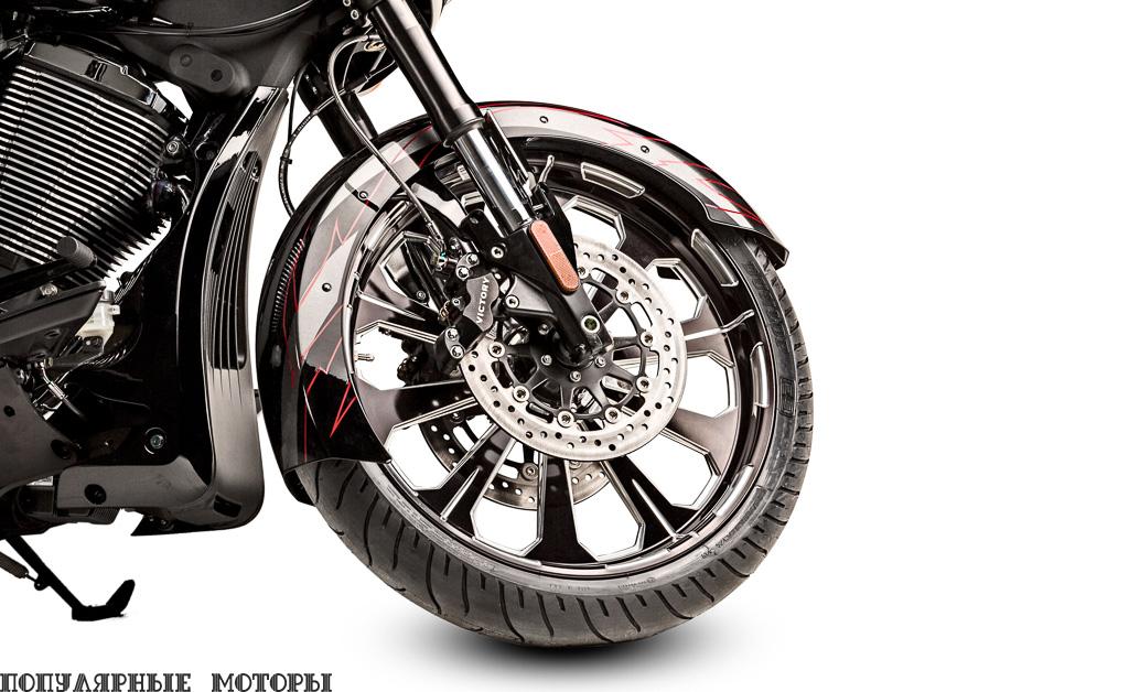 Зацените крутые алюминиевые колёса!