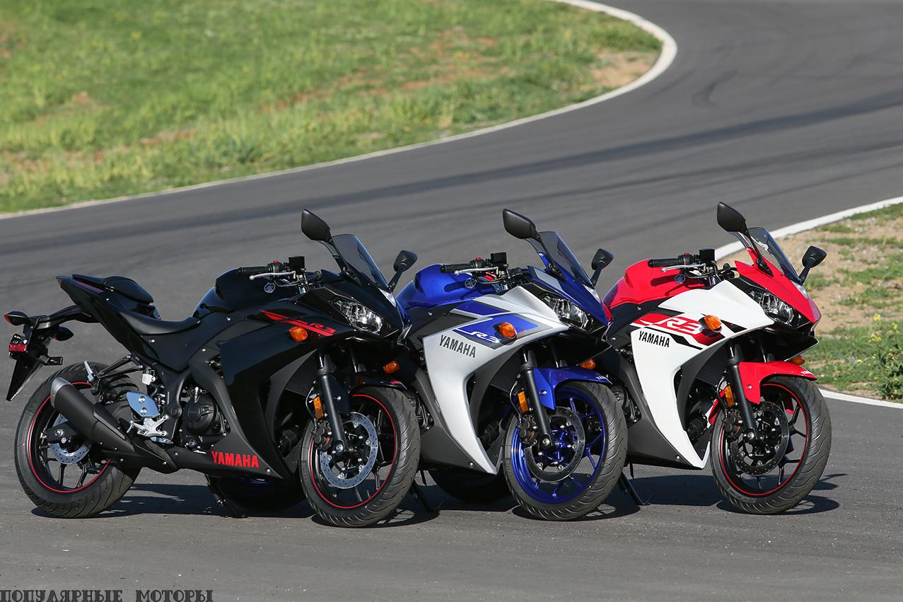 Мотоцикл будет представлен в сине-серебристой, бело-красной и чёрной расцветке.