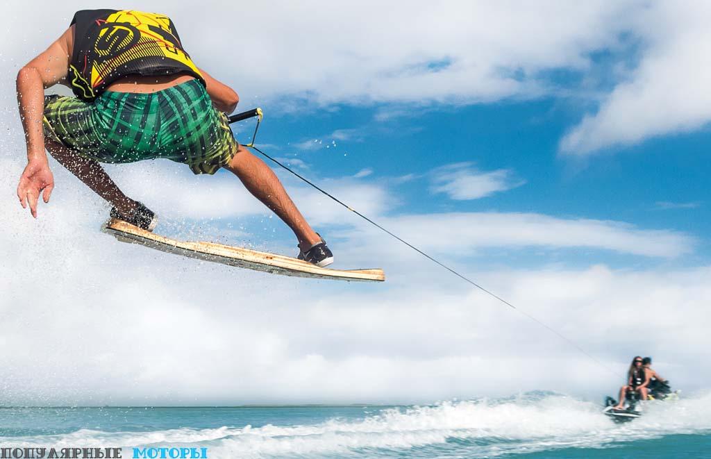 Советы по выбору гидроцикла - водные виды спорта