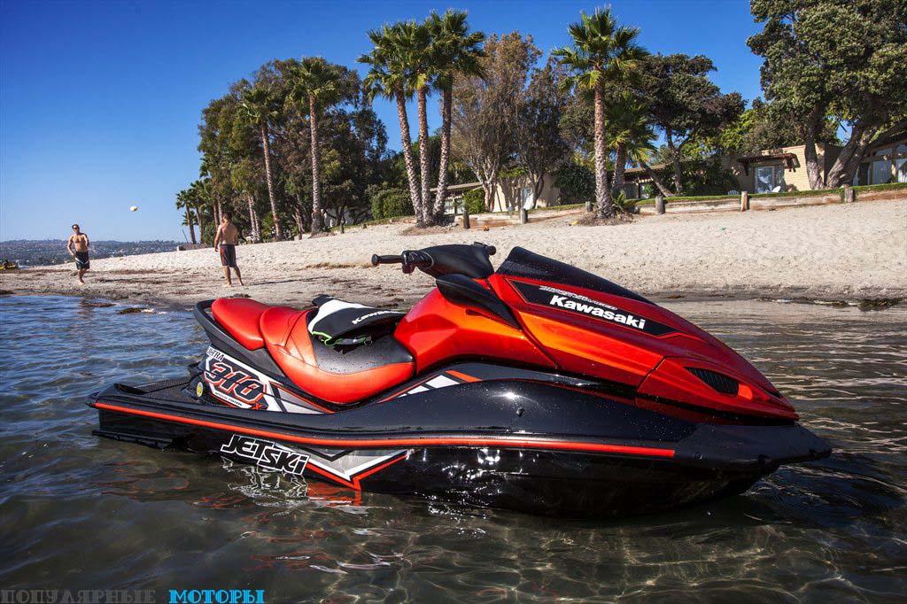 Советы по выбору гидроцикла - водные прогулки