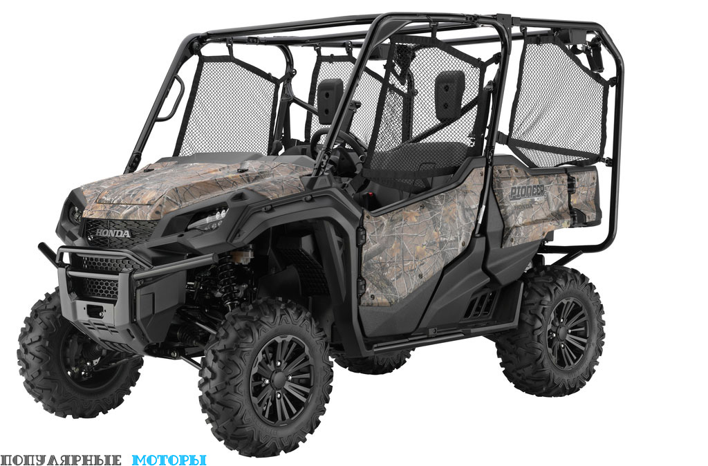 honda pioneer 1000 1000 5 2016. Black Bedroom Furniture Sets. Home Design Ideas