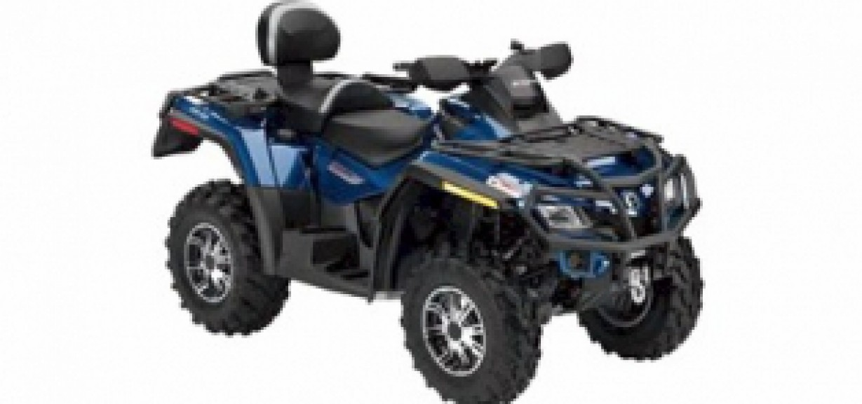2007 Can Am Outlander 400 Owners Manual